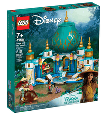 LEGO® Disney Raya and the Heart Palace 43181 lego