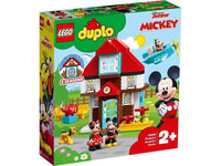 LEGO® DUPLO® Disney™: Mickey's Vacation House: 10889