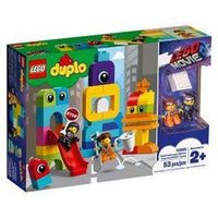 LEGO® - DUPLO® Emmet and Lucy's Visitors from the Planet 10895