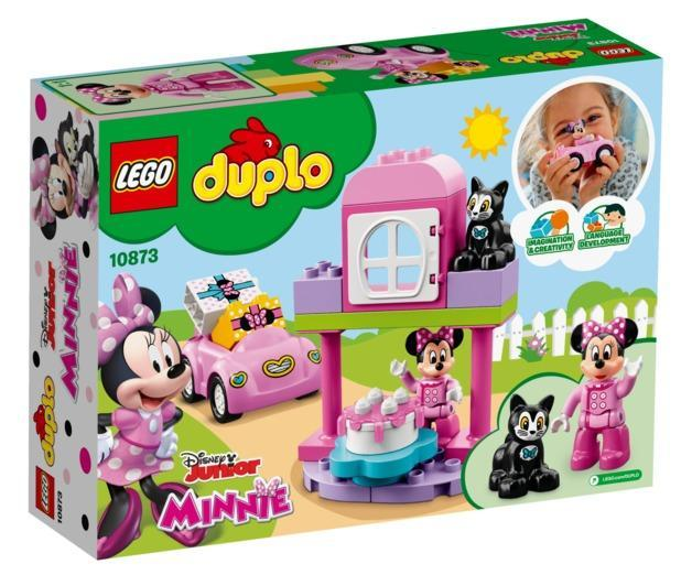 LEGO®- DUPLO® Minnie's Birthday Party-10873 lego