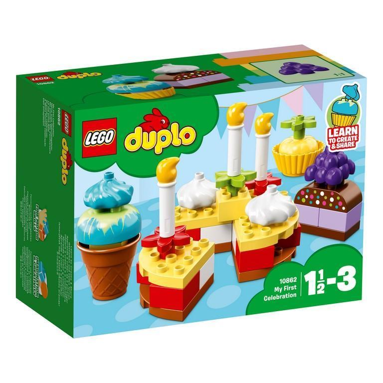 LEGO® - DUPLO® My First Celebration-10862 lego