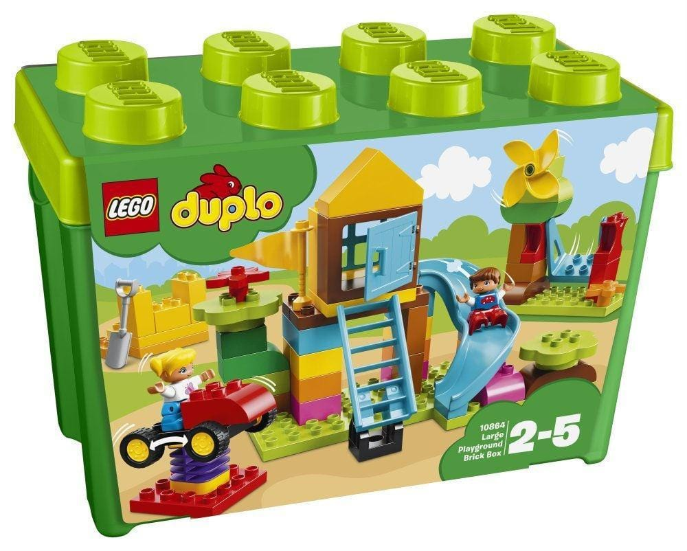 LEGO® - DUPLO®My First Large Playground Brick Box-10864 lego