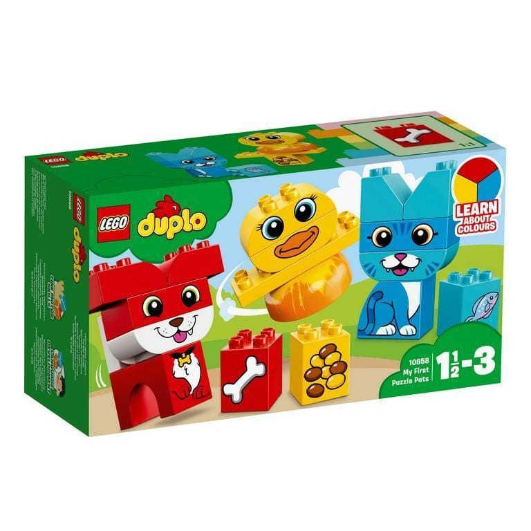 LEGO® - DUPLO® My First Puzzle Pets -10858 lego