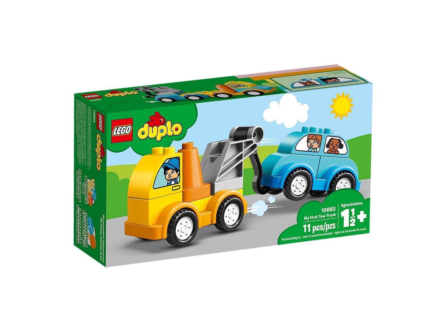 LEGO® - DUPLO® My First Tow Truck 10883 lego
