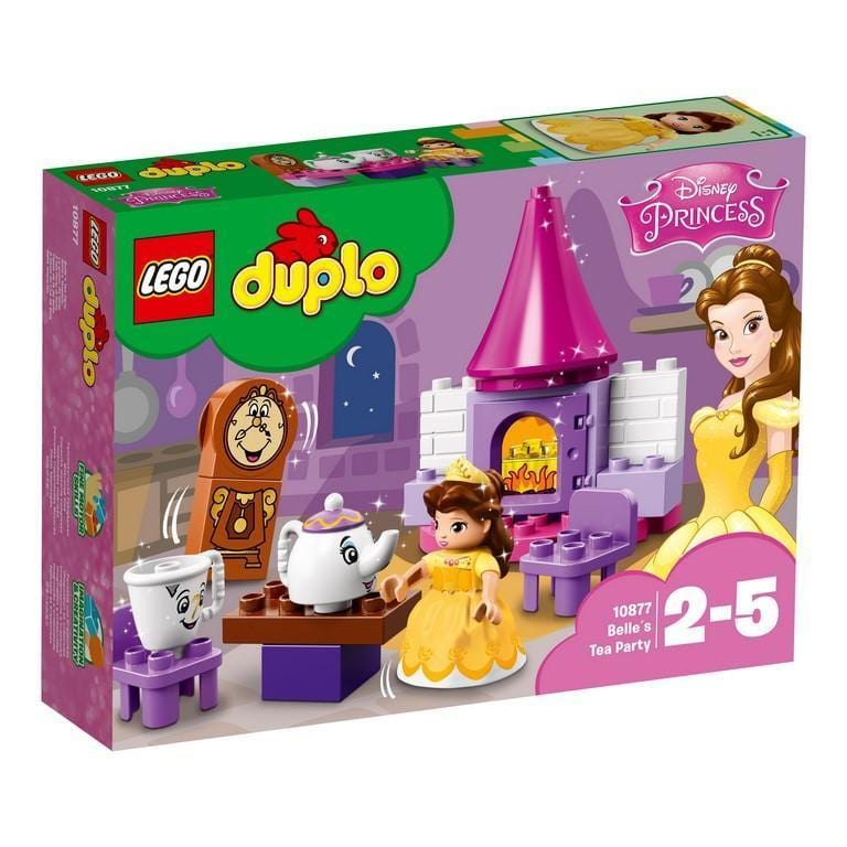LEGO® Duplo® Princess TM Belle´s Tea Party -10877 lego