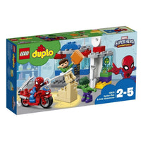 LEGO® Duplo® Super Heroes Spider-Man & Hulk Adventures-10876