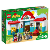 LEGO® Duplo® Town Farm Pony Stable -10868