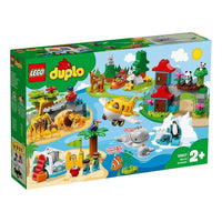 LEGO® DUPLO® Town: World Animals: 10907