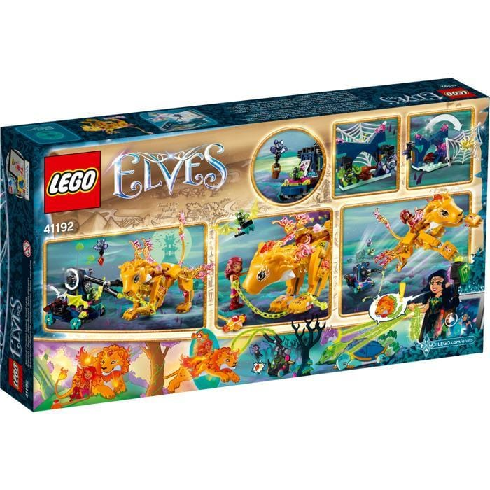 LEGO® Elves Aira & the Song of the Wind Dragon-41193