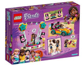 LEGO® Friends Andrea's Car and Stage-41390 lego