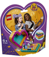 LEGO® Friends Andrea's Heart Box-41354