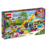 LEGO® Friends Andrea's Pool Party: 41374