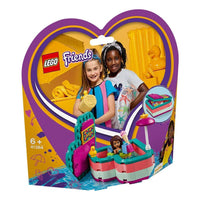 LEGO® Friends Andrea's Summer Heart Box: 41384