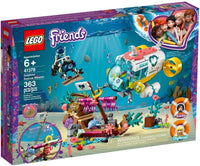 LEGO® Friends Dolphins Rescue Mission: 41378