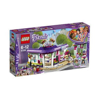 LEGO® Friends Emma's Art Café-41336