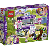 LEGO® Friends Emma's Art Stand-41332