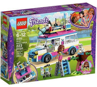 LEGO® Friends Olivia's Mission Vehicle-41333