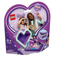 LEGO® Friends Emma's Heart Box-41355