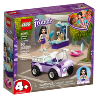 LEGO® Friends Emma's Mobile Vet Clinic-41360