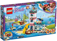LEGO® Friends Lighthouse Rescue Center: 41380