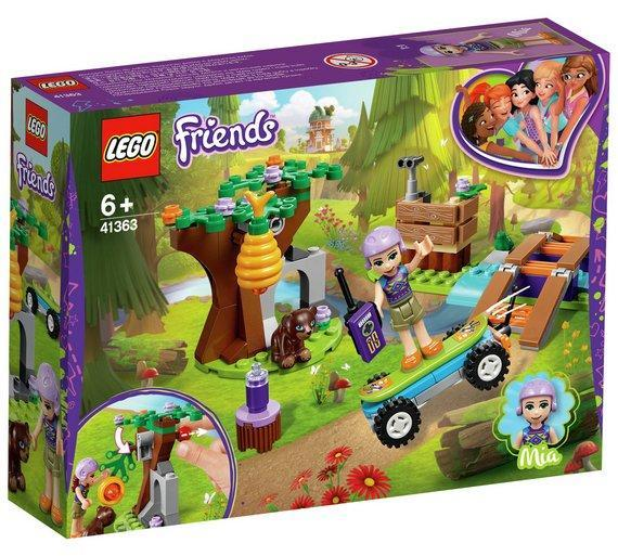 LEGO® Friends Mia's Forest Adventure-41363 lego