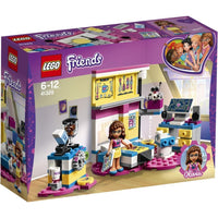 LEGO® Friends Olivia's Deluxe Bedroom-41329