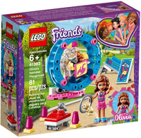 LEGO® Friends Olivia's Hamster Playground: 41383