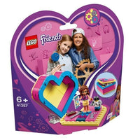 LEGO® Friends Olivia's Heart Box-41357