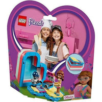 LEGO® Friends Olivia's Summer Heart Box: 41387