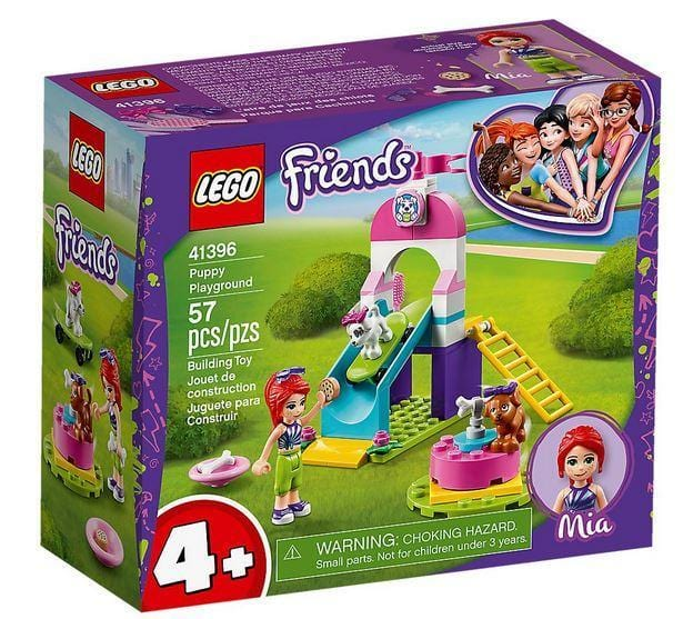 LEGO® Friends Puppy Playground 41396 lego