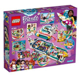 LEGO® Friends Rescue Mission Boat: 41381 lego