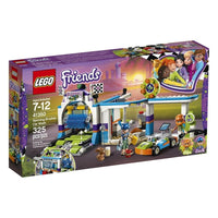 LEGO® Friends Spinning Brushes Car Wash-41350