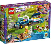 LEGO® Friends Stephanie's Buggy & Trailer-41364