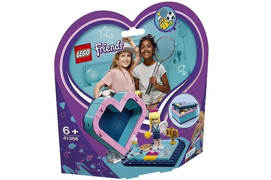 LEGO® Friends Stephanie's Heart Box-41356 lego
