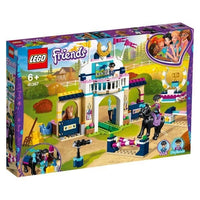 LEGO® Friends Stephanie's Horse Jumping-41367
