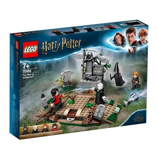 LEGO® Harry Potter™The Rise of Voldemort™ 75965 lego