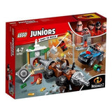 LEGO®Juniors Incredibles Bank Heist-10760 lego