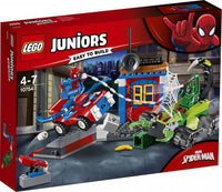 LEGO® Juniors Spider-Man vs. Scorpion Street Showdown-     10754
