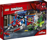 LEGO® Juniors Spider-Man vs. Scorpion Street Showdown-10754 lego