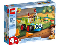 LEGO® Juniors: Woody & RC -10766