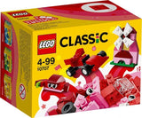 lego lego LEGO® Classic -Red Creativity Box -10707