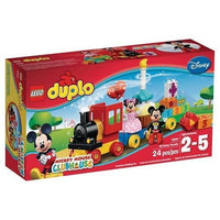 LEGO® -DUPLO® Disney TM	Mickey & Minnie Birthday Parade -10597