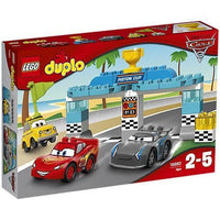 LEGO®DUPLO®IP New Piston Cup Race -10857