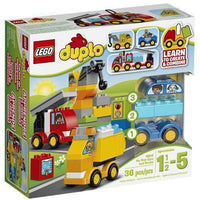 LEGO® - DUPLO® My First Cars and Trucks-10816