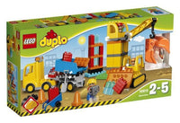 LEGO® Duplo® Town Big Construction Site-10813