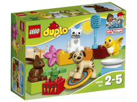 LEGO® Duplo®Town -Family Pets -10838