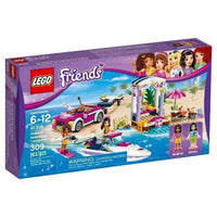 LEGO® Friends Andrea's Speedboat Transporter-41316