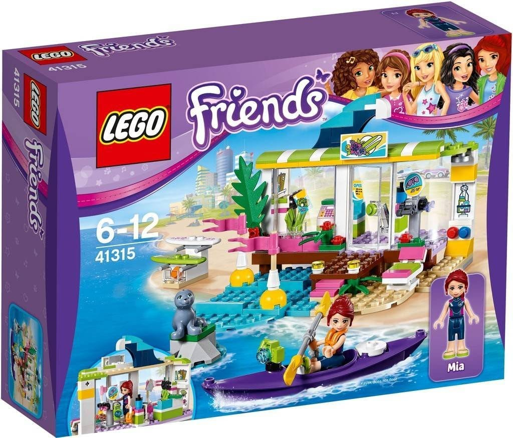 lego lego LEGO® Friends Heartlake SurfShop-41315