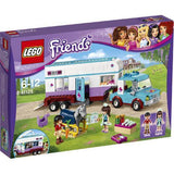 lego lego LEGO® Friends Horse Vet Trailer-41125