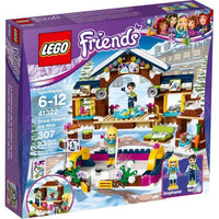 LEGO® Friends Snow Resort Ice Pink-41322